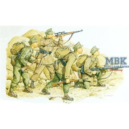 German Gebirgsjäger Caucasus 1942