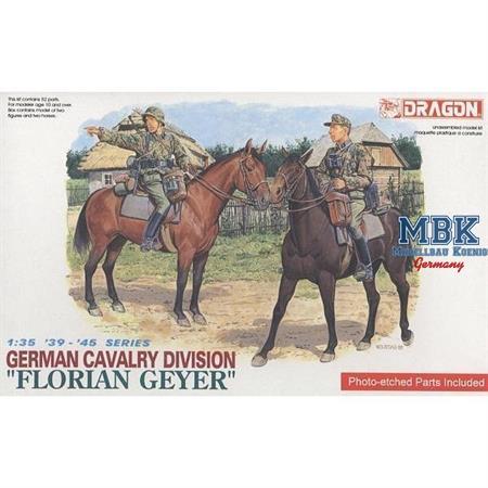 8th SS Cavalry Div. Florian Geyer