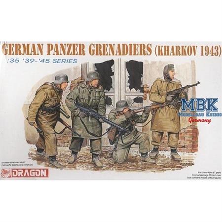 SS Grenadiere Kharkov 43