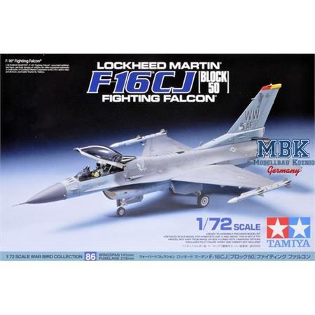 F-16CJ (Block 50) Fighting Falcon