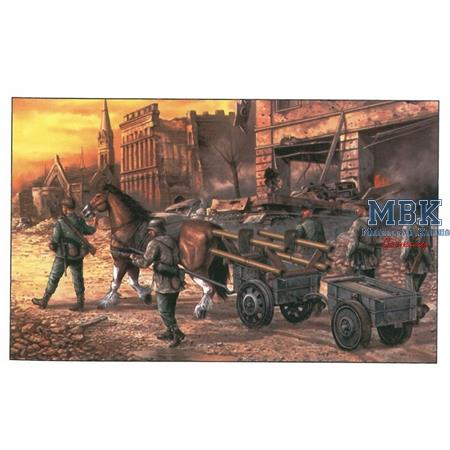 8,8 cm Panzerschreck Infantriekarre