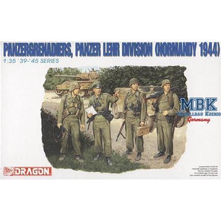 Panzergrenadiere Panzer Lehr Div.