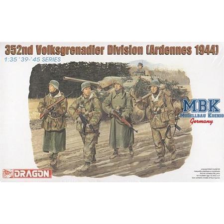352nd Volksgrenadier Div. (Ardennen 44)
