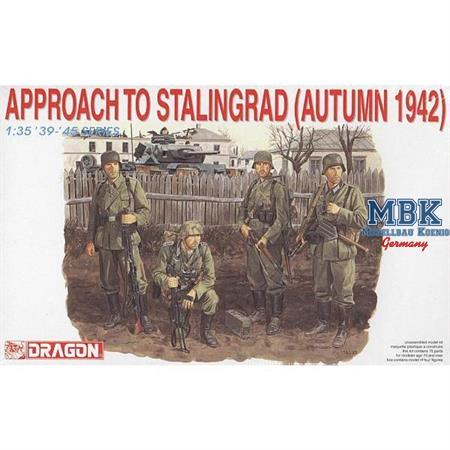 Approach to Stalingrad