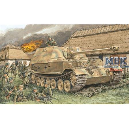 Elefant - Sd.Kfz. 184
