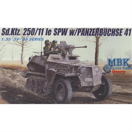 Sd.Kfz. 250/11 le SPW mit Panzerbüchse 41