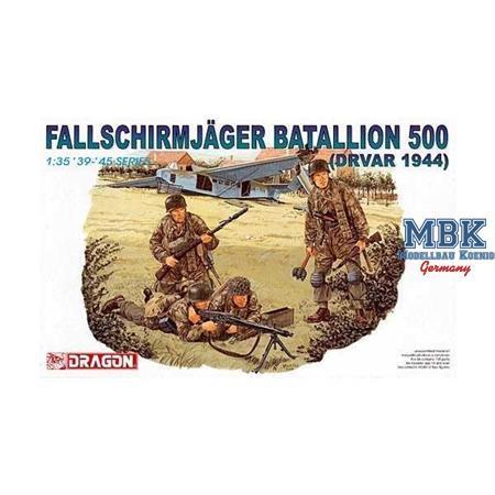 Fallschimjäger Bat. 500 (Drvar 44)
