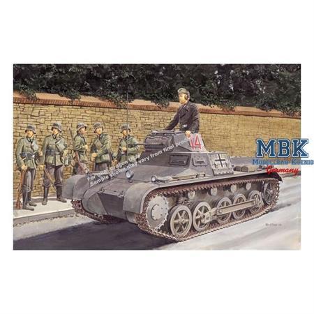 Panzer I Ausf. B