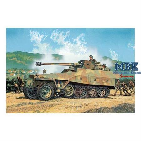 Sd.Kfz. 251/22 Ausf. D mit 7,5cm PAK 40