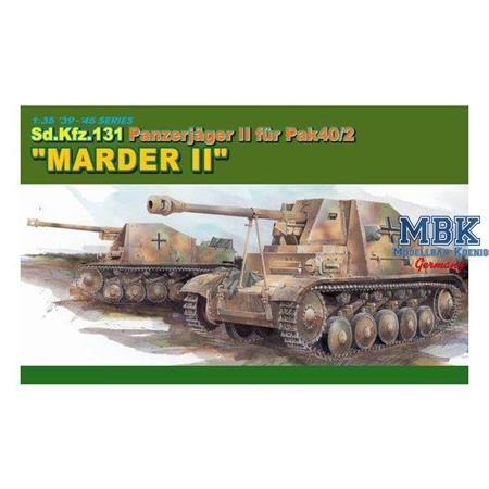 Marder II, 7.5cm Pak 40/2 auf Fgst Pz.Kpfw.II (Sf)