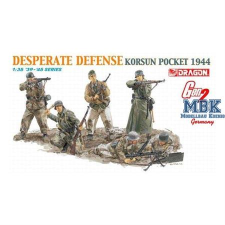 "\""Desperate Defense\"", Korsun Pocket 1944 - GEN 2"