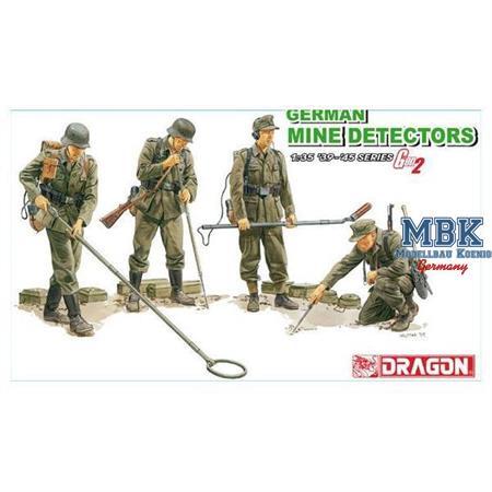 German Mine Detectors - Gen 2