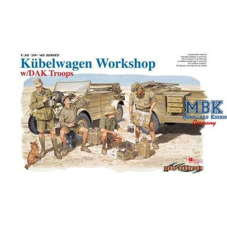 DAK Kübelwagen Workshop
