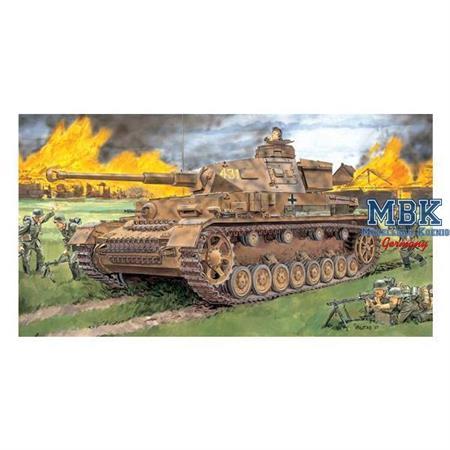 Panzer IV Ausf. F2(G) ~ Smart Kit