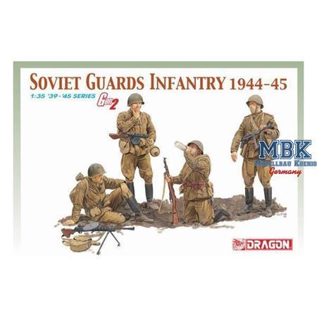 Soviet Guards Infantry 1944-45 ~ Gen 2
