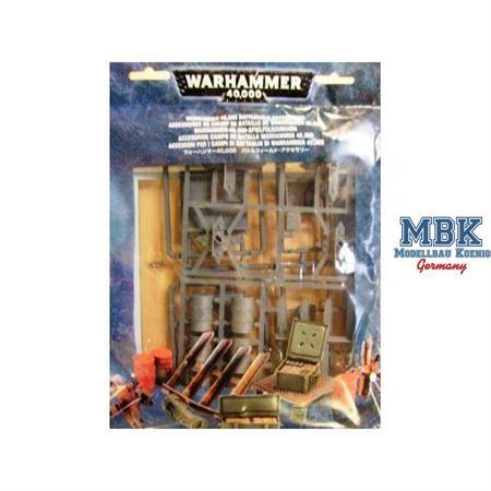 Warhammer 40.000 Spielfeld Zubehör