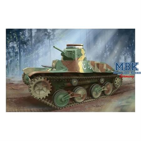 "IJA Type 95 ""Ha-Go"" late Version"