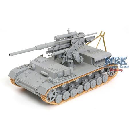 88mm Flak 36 auf Panzer IV Ausf. H