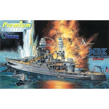 "USS ""Arizona"" BB-39 1941 ~ Premium Edition"