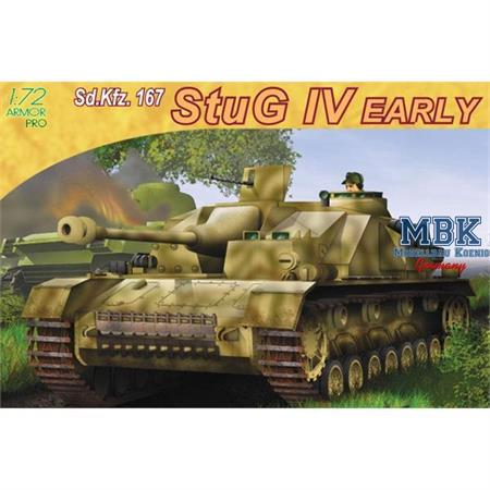 StuG IV Early Production - Armor Pro Series