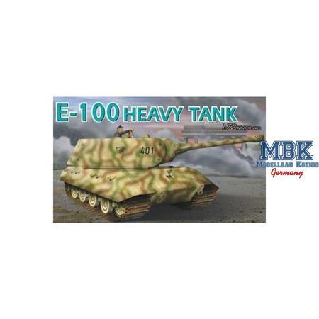 German Heavy Tank E-100