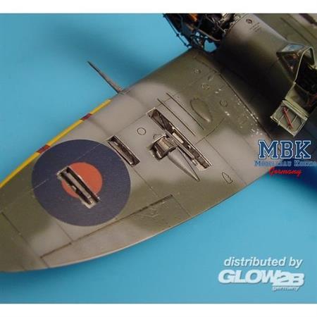 Supermarine Spitfire Mk.Vb Waffenschächte
