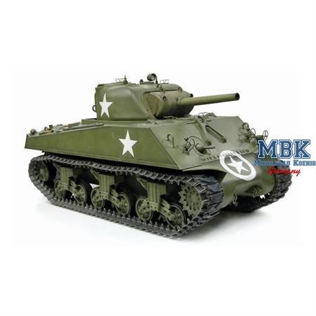 1/6 M4A3 Sherman 105mm Howitzer Tank