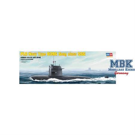 PLA Navy Type 039 Song class SSG (1:200)