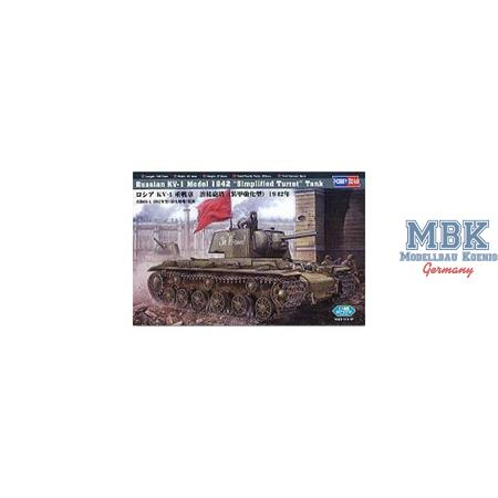 KV-1 Modell 1942 simplified Turret