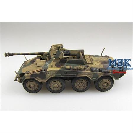 Sd.Kfz.234/4 Pakwagen - unidentified unit, Prague