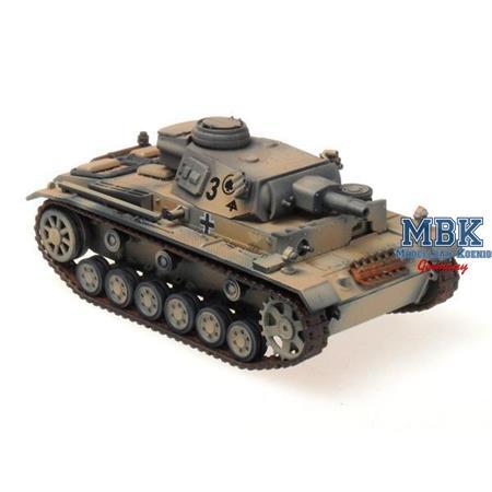 Panzer III Ausf.N - 15.PzDiv., Afrikakorps 1943