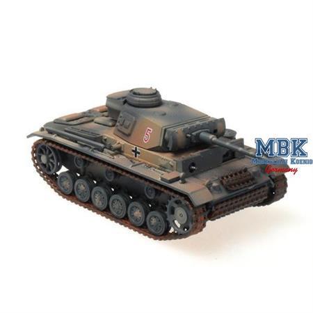 Panzer III Ausf.L - 10.PzDiv., Afrikakorps 1942