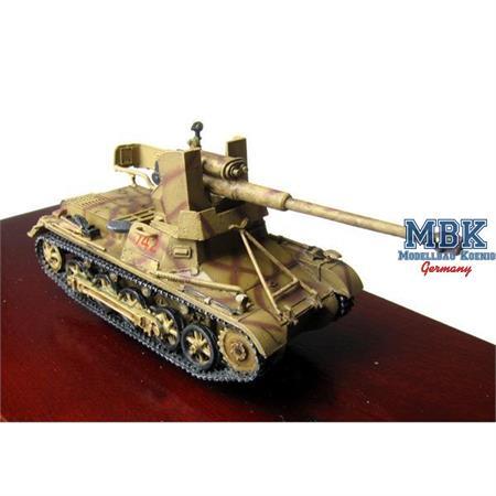 7,5cm StuK40 auf Panzer I ~ Panzerstahl exclusive
