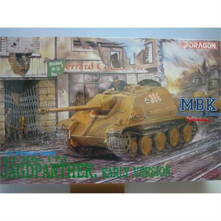 Jagdpanther, early Version
