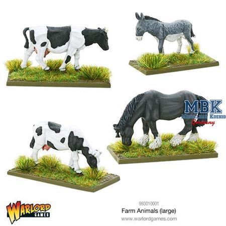 Bolt Action: Farm Animals (large)