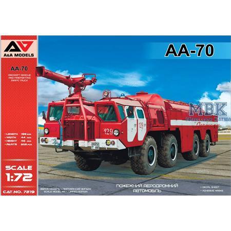 AA-70 Airport Firefighting truck