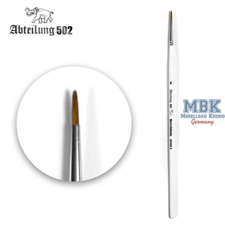 Marta Kolinsky Brush Size 0