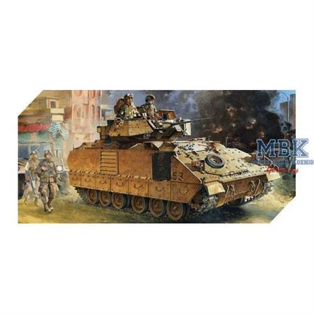 M2A2 Bradley Irak 2003