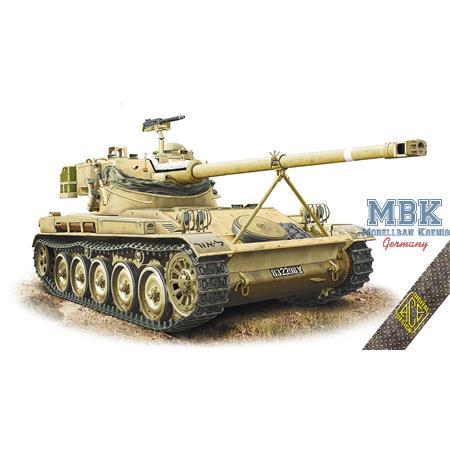 AMX-13/75 French light tank