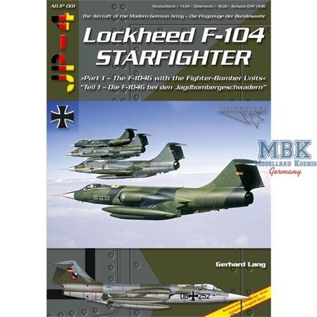 Lockheed F-104 Starfighter - Teil 1