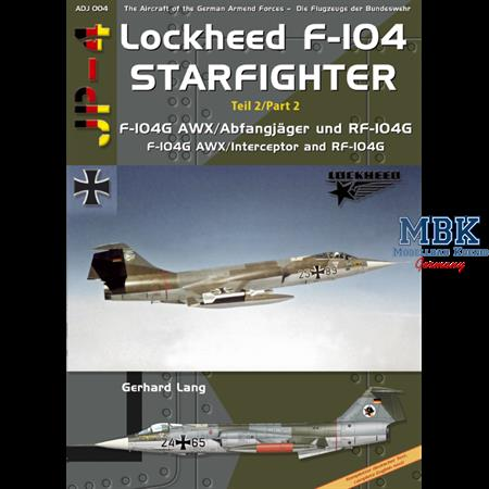 Lockheed F-104 Starfighter - Teil 2
