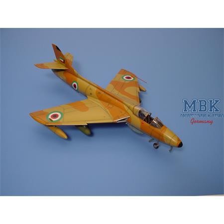Hawker Hunter FGA.9 Super Detailset