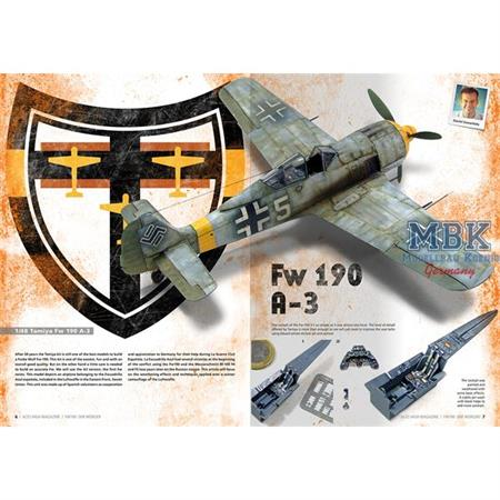 "Aces High Magazine - Issue 11  FW 190 ""Der Würger"""
