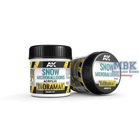 SNOW MICROBALLOONS