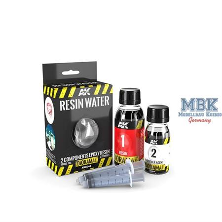 RESIN WATER 180ml