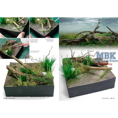 DIORAMAS F.A.Q 1.2 Extension – Water, ice & snow