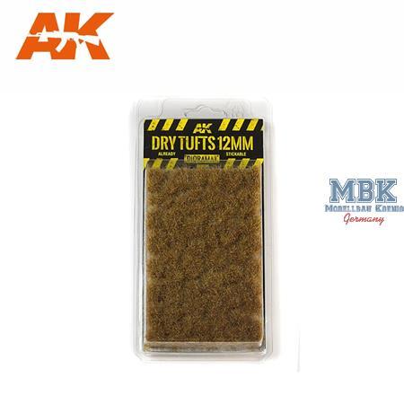 DRY TUFTS / TROCKENE BÜSCHEL 12mm