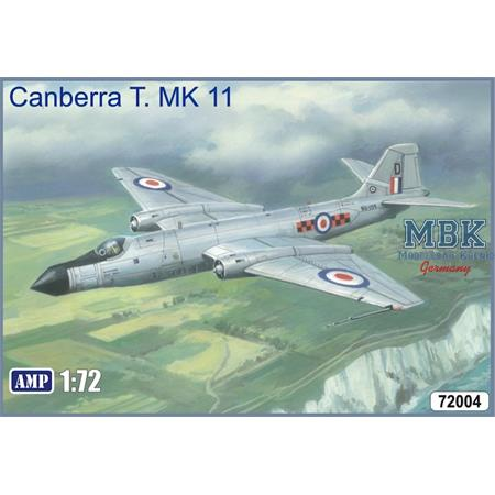 BAC/EE Canberra T.11