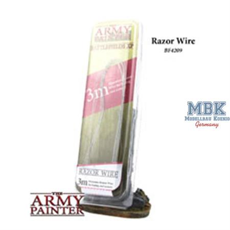 XP Razor Wire 3m (Stacheldraht)