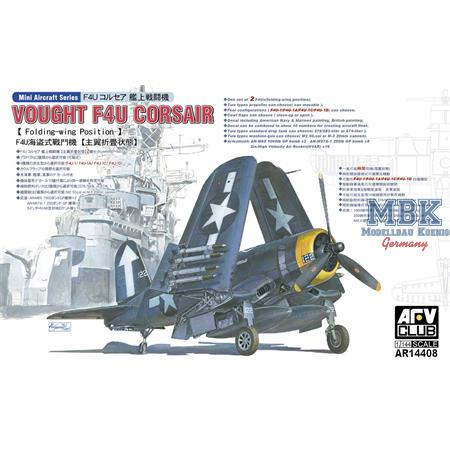 Vought F4U Corsair (Folding Wing Position) 1:144